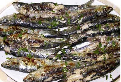 sardine-arrosto